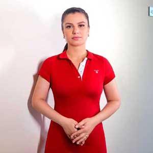 Лариса Магафурова