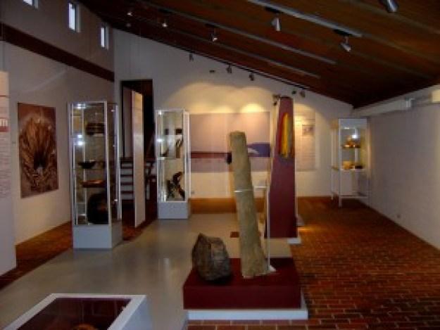 Billund Museum - udstilling i Vorbasse Billund Museum - særudstilling 'Vorbasse - en Arkæologisk Perle'.