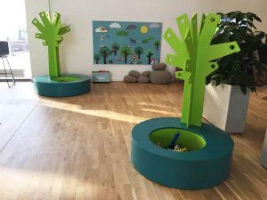 #farvesætning #indretningsundhedscenter #helendearkitektur #indretning #designtegnestuen #designtegnestue #D-sign Tegnestuen