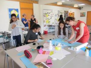 design af skolegårde med udgangspunkt i brugerdrevne designprocesser