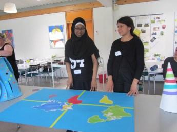 D-sign Tegnestuen underviser i designmetoden på folkeskoler