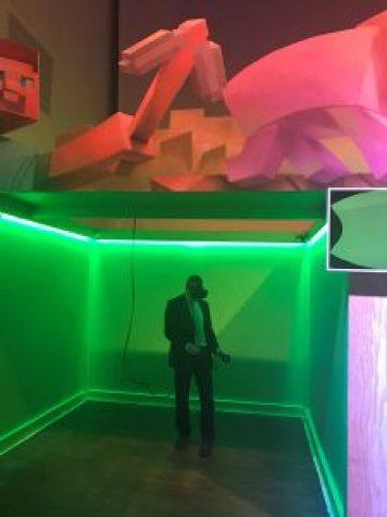 Design Tegnestuen og D-sign Tegnestuen arbejder med udstillinger - se den nye VR udstilling på Universe