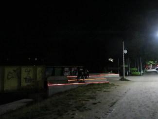 spændende belysningsprojekt med fiberlys udført af designtegnestuen og D-sign Tegnestuen og d-signtegnestuen #arkitektfirma der arbejder med #belysning