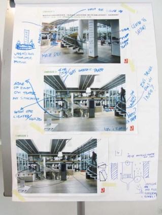 D-sign Tegnestuen arbejder med #lysirum #indretningafbiblioteker #farvesætningpåbiblioteker spændende farvesætning på #nyindretning #flottefarver #farvesætning #biblioteker #biblioteksindretninger #legeområder på #biblioteker #designtegnestuen #skrankedesign #design af nyt #inventar #workshopforløb #lys #indretning #lysirum #rumdesign