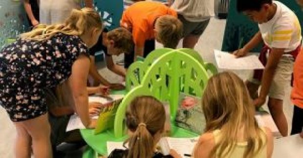 børn, leg og læring _ biblioteksrum _ design på biblioteker