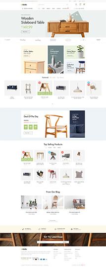 01 - furniture store