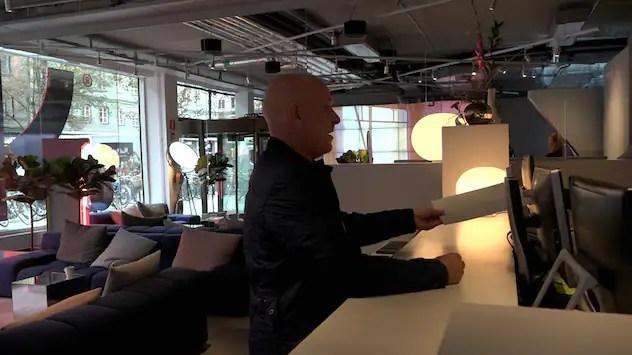 9599efd1740c Klarnas huvudkontor på Sveavägen i centrala Stockholm. Foto: VIKTOR AHLDÉN