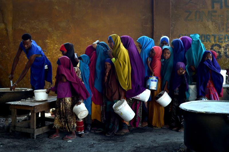 World Food Program's Nobel Peace Prize shines light on global hunger