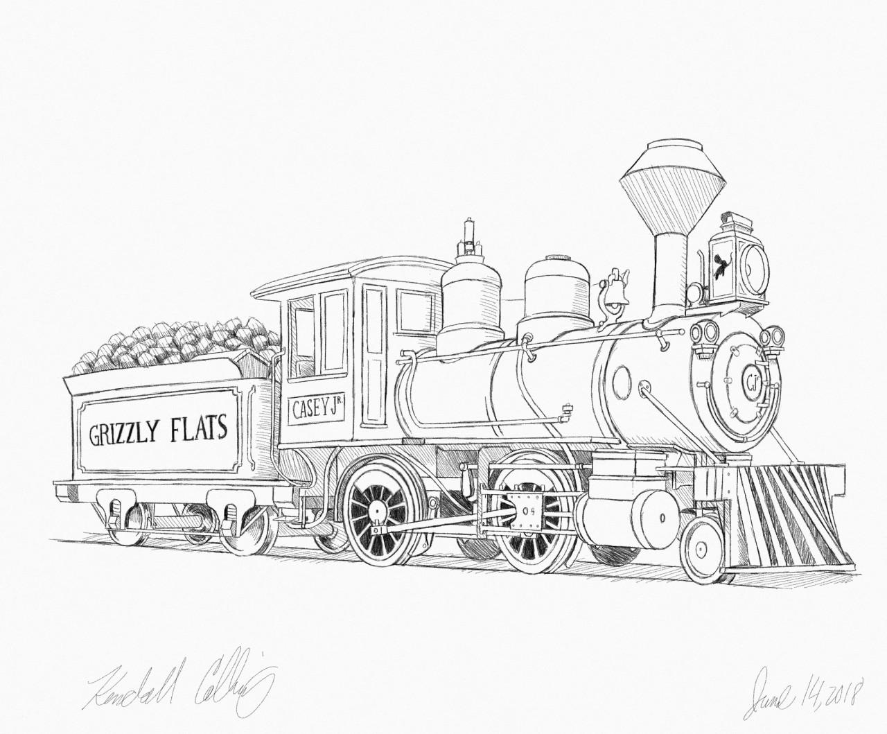 Realistic Casey Jr By Kendallcollins Fur Affinity Dot