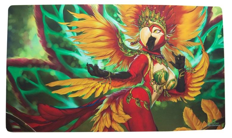 Carnival Queen Play Mats