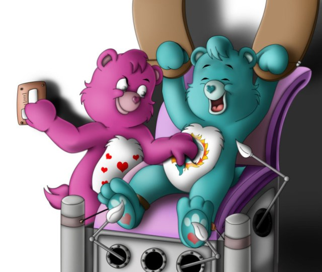 Aqua Bears Tickles Supersmurgger Fur Affinity Dot Net Jpg 900x857 Tickle Bear