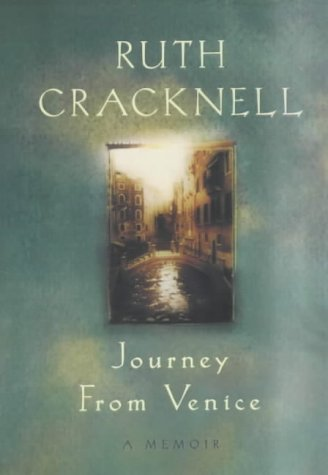 journey from venice by ruth cracknell