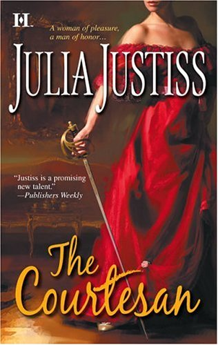 The Courtesan by Julia Justiss