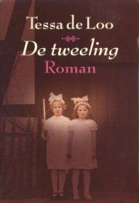 De tweeling Boek omslag