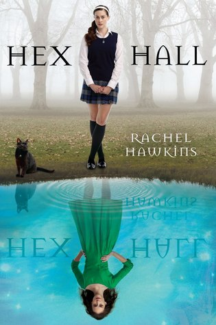 Hex Hall by Rachel Hawkins Young Adult
