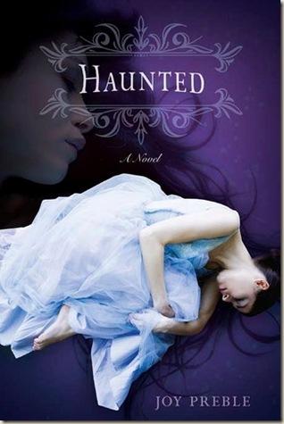 Haunted (Dreaming Anastasia #2) – Joy Preble