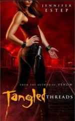 Book Review: Jennifer Estep's Tangled Threads