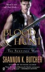 Book Review: Shannon K. Butcher's Blood Hunt