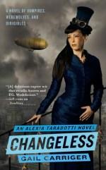 Book Review: Gail Carriger's Changeless