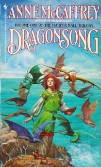 Dragonsong (Pern: Harper Hall #1)