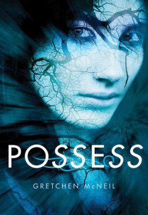 #Printcess review of Possess by Gretchen McNeil