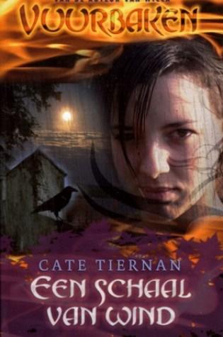 Een schaal van wind (Vuurbaken #1) – Cate Tiernan