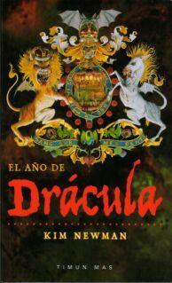 El año de Drácula Book Cover
