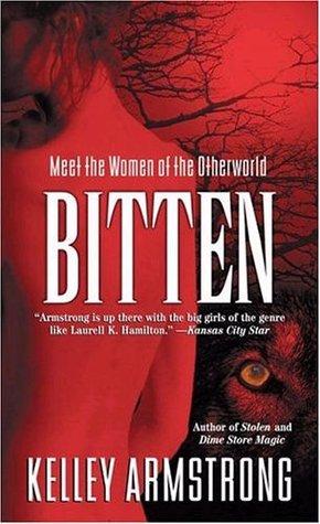 Bitten (Women of the Otherworld, #1)