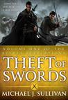 Theft of Swords (The Riyria Revelations, #1)