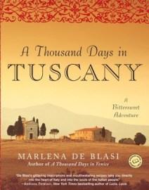 a thosand days in tuscany marlena di blasi