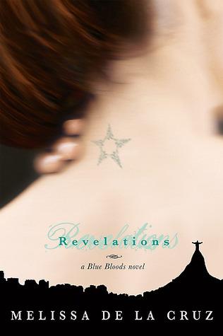 BOOK REVIEW: REVELATIONS BY MELISSA DE LA CRUZ
