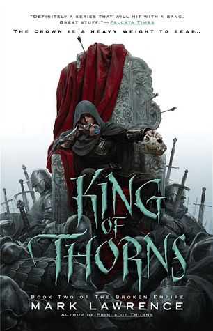 Book Review: King of Thorns by Mark Lawrence