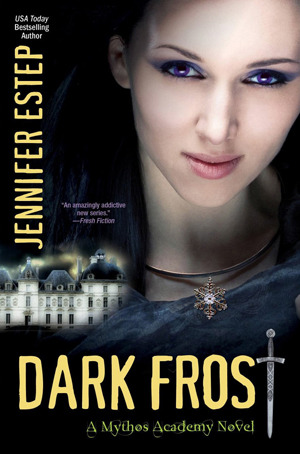 Dark Frost by Jennifer Estep