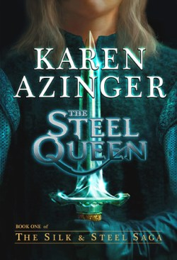 The Steel Queen Cover