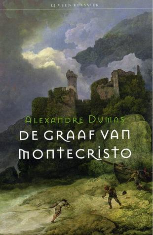 De graaf van Montecristo Boek omslag