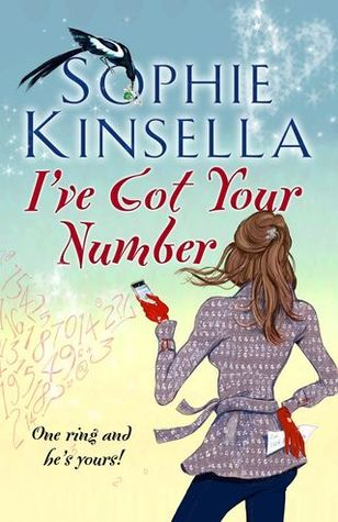BOOK REVIEW: I'VE GOT YOUR NUMBER BY SOPHIE KINSELLA