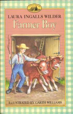 Farmer Boy by Laura Ingalls Wilder | It's Monday! What I'm Reading | The 1000th Voice Blog