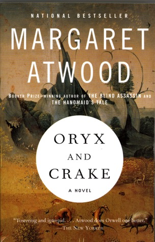 the dystopic elements in oryx and crake a novel by margaret atwood Margaret atwood's newest novel, oryx and crake, is a dystopian elements of moral reprehensibility in atwood margaret atwood's oryx and crake.