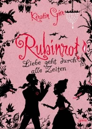 Rubinrot (Edelstein Trilogie, #1)