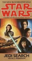 Jedi Search (Star Wars: The Jedi Academy Trilogy #1)
