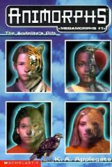 Animorphs Megamorphs: Andalite's Gift #1 (Animorphs Megamorphs (Sagebrush))