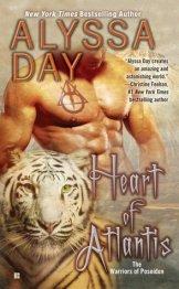 Heart of Atlantis (Warriors of Poseidon, #8)