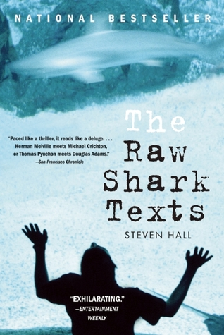 The Raw Shark Texts by Steven Hall | books, reading, book covers
