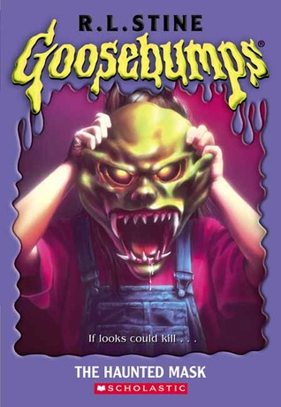 The Haunted Mask (Goosebumps, #11)