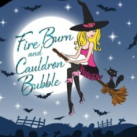 Fire Burn and Cauldron Bubble (Jolie Wilkins #1) by H.P. Mallory