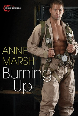Burning Up (Smoke Jumpers, #1)