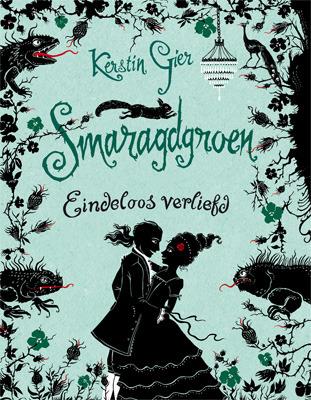 Smaragdgroen (De Edelstenen trilogie) – Kerstin Gier