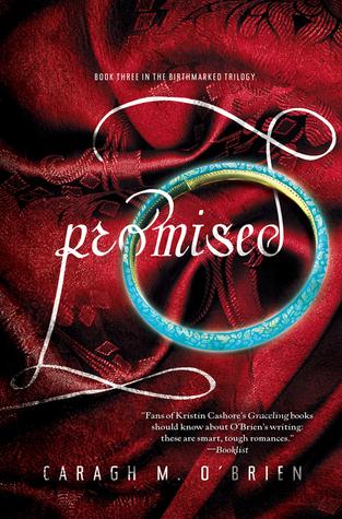 Promised (Birthmarked, #3)
