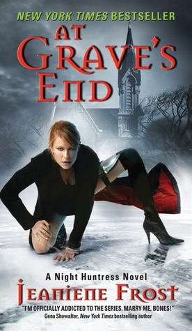 At Grave's End by Jeaniene Frost (Night Huntress #3)