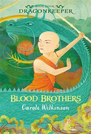 Blood Brothers (Dragonkeeper #4)